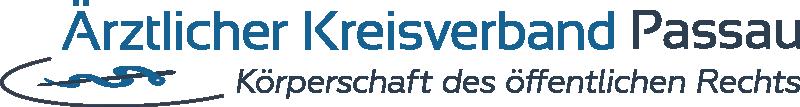 Logo Ärztlicher Kreisverband Passau - ÄKV